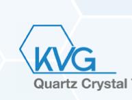 KVG石英晶体公司的可持续发展报告