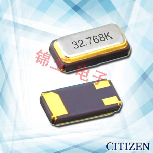 CITIZEN晶振,贴片晶振,CM315E晶振,CM315E32768DZCT晶振