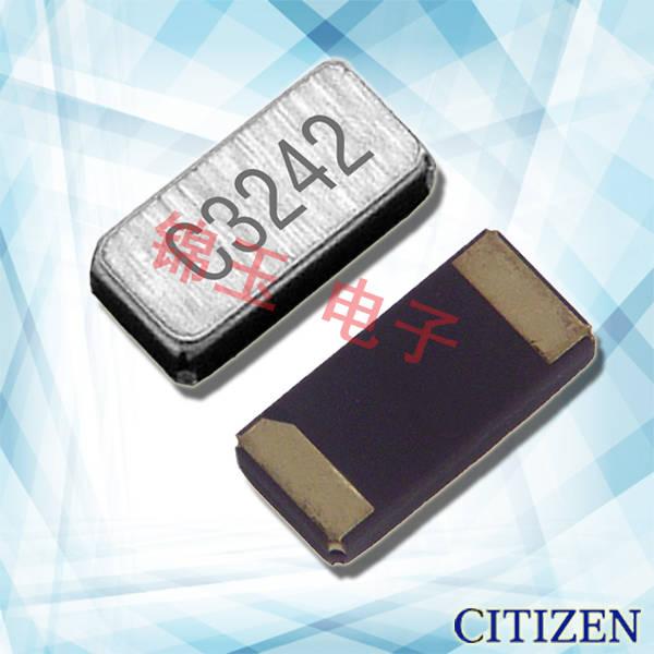 西铁城晶振,石英晶体谐振器,CM315D晶振,CM315D32768DZCT晶振