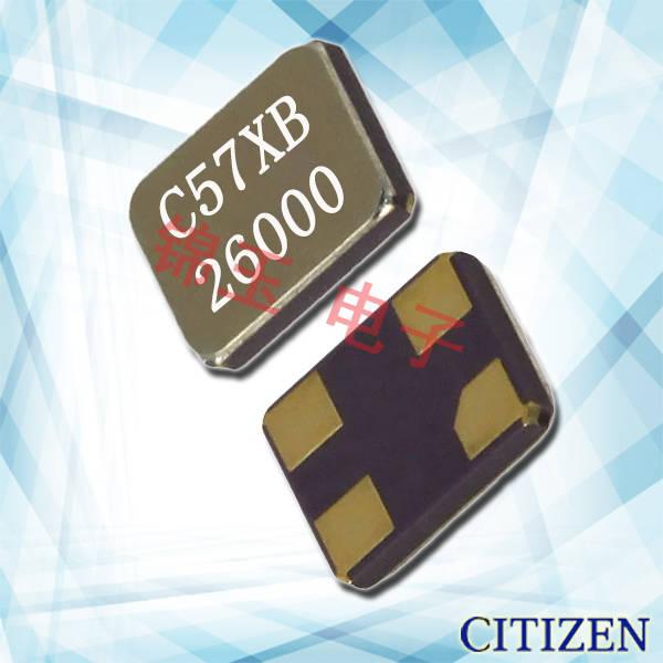 CITIZEN晶振,石英晶体谐振器,CS325S晶振,CS325S52000000ABJT晶振