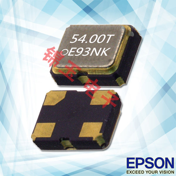 爱普生晶振,贴片晶振,SG-310SCN晶振,SG-310SCN 50MJ0晶振
