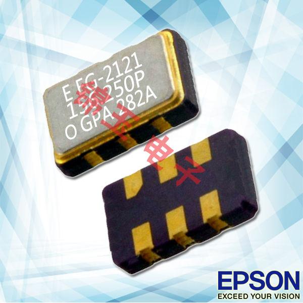 EPSON晶振,贴片晶振,EA-2102CB晶振