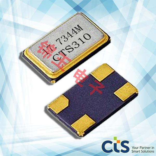 CTS晶振,贴片晶振,406晶振,656L10406C2T晶振