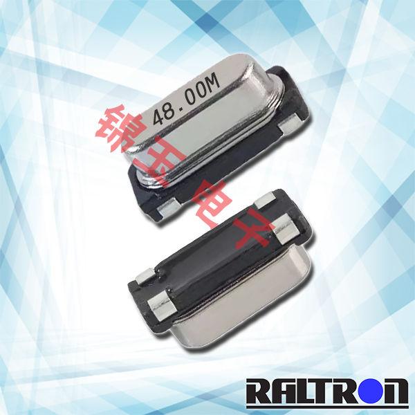 Raltron晶振,贴片晶振,AS-4PD晶振