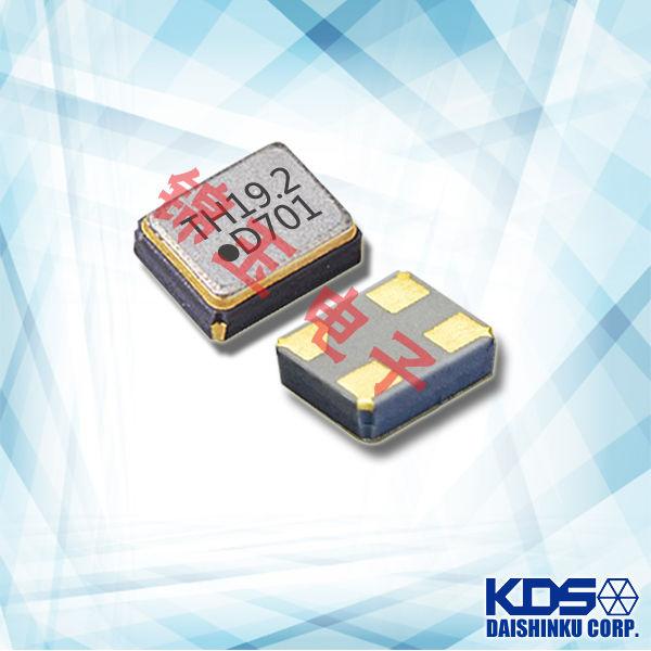 KDS晶振,贴片晶振, DSA1612SDM晶振
