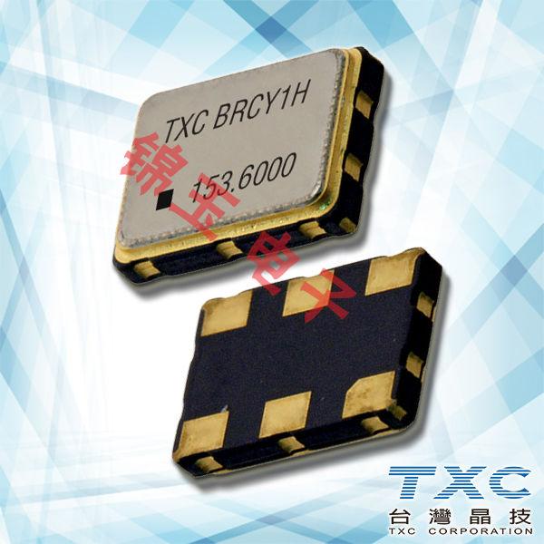 TXC晶振,贴片晶振,BR晶振,BR-61.4400MBE-T晶振
