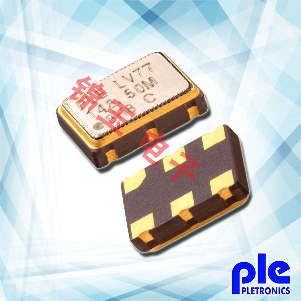 Pletronics晶振,贴片晶振,LV44J晶振