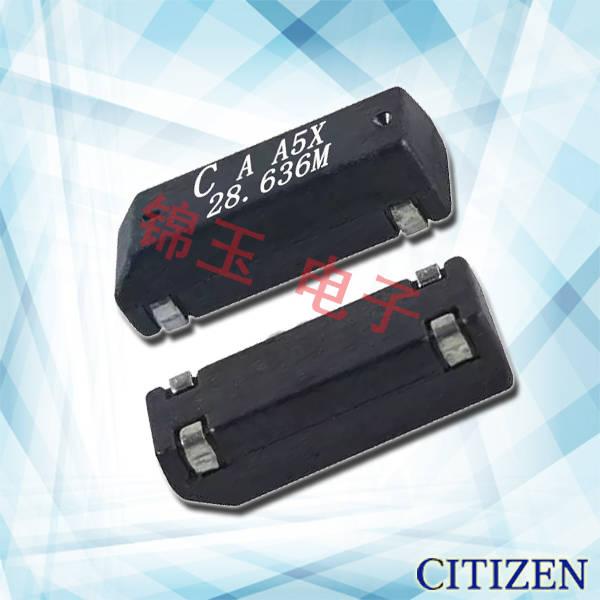 CITIZEN晶振,贴片晶振,CMX-309晶振