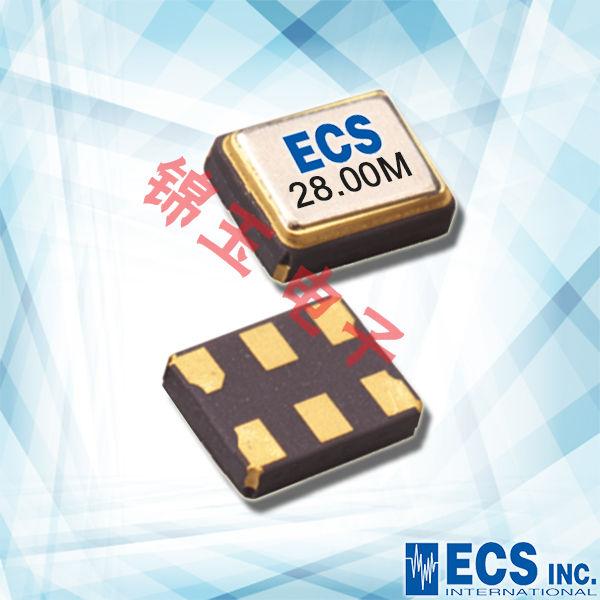 ECS晶振,贴片晶振,ECX-H晶振,ECX-H25BN-10.000晶振