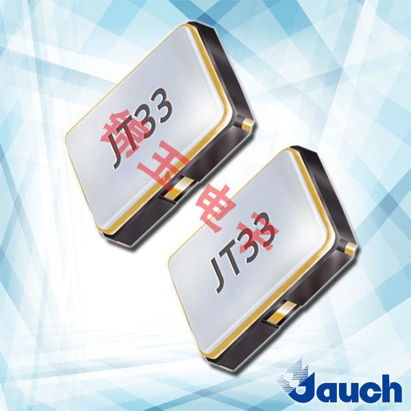 JAUCH晶振,贴片晶振,JT33晶振