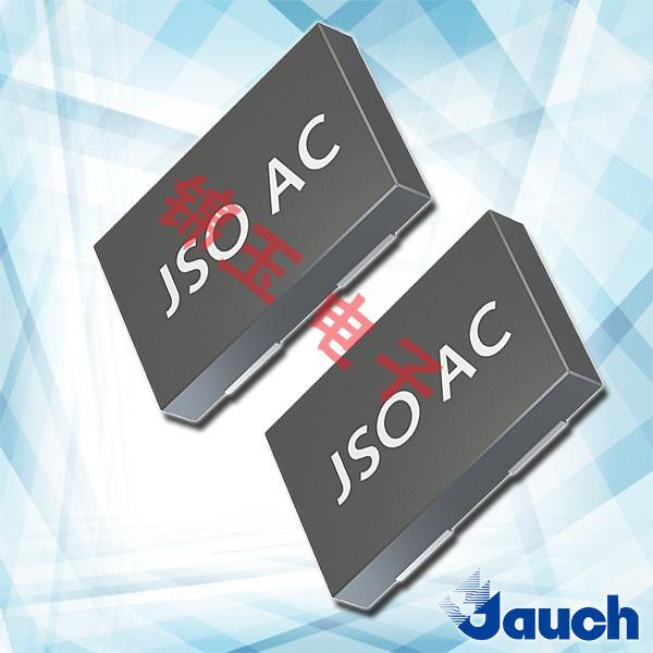 JAUCH晶振,贴片晶振,JSO-AC-1.8V晶振