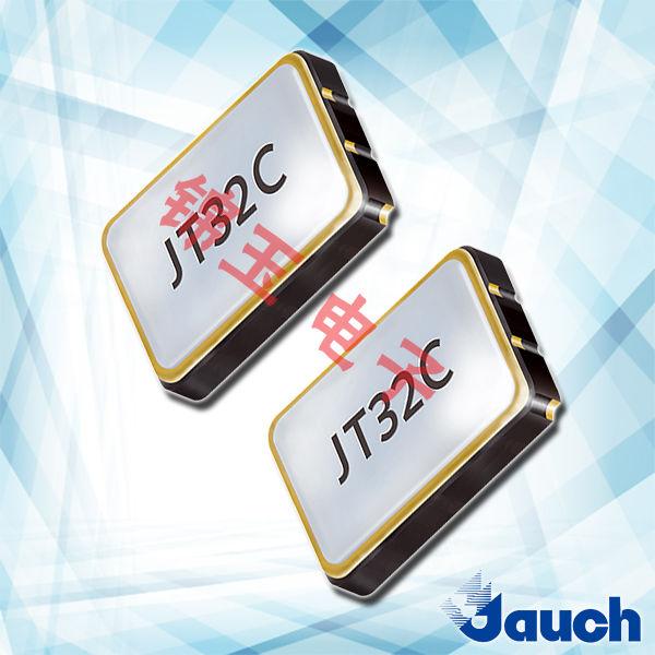 JAUCH晶振,贴片晶振,JT32C晶振