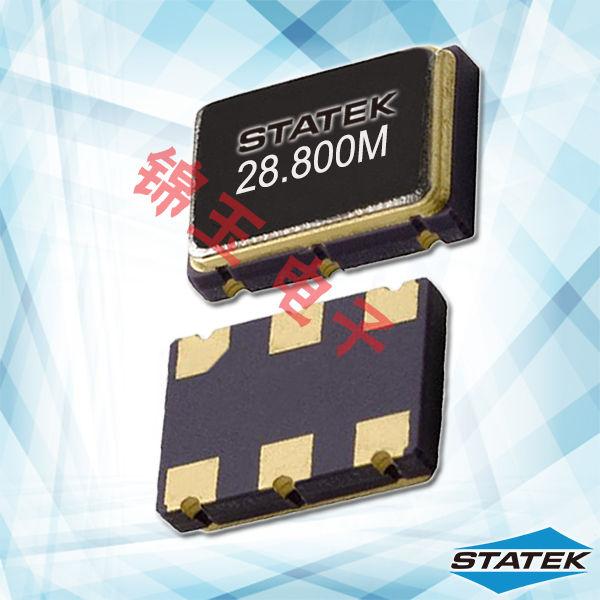 STATEK晶振,贴片晶振,DFXO晶振