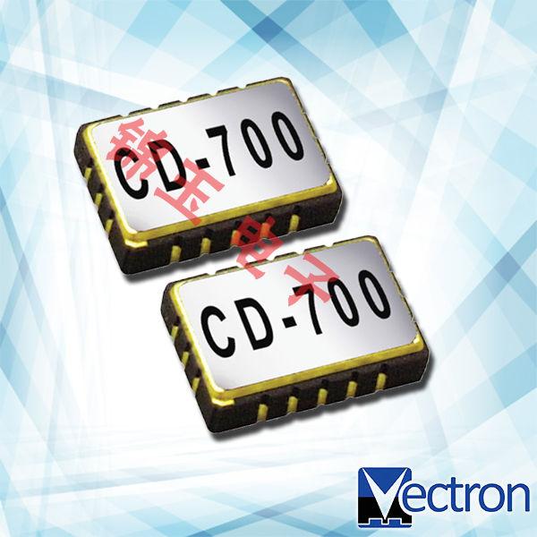 VECTRON晶振,贴片晶振,CD700晶振