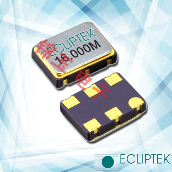 ECLIPTEK晶振,贴片晶振,E15C7J2F-125.000M晶振