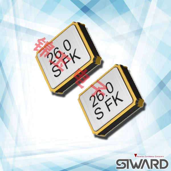 希华晶振,石英晶振,SCO-2520晶振