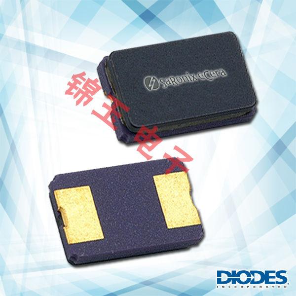 DIODES晶振,贴片晶振,F6晶振,FX晶振