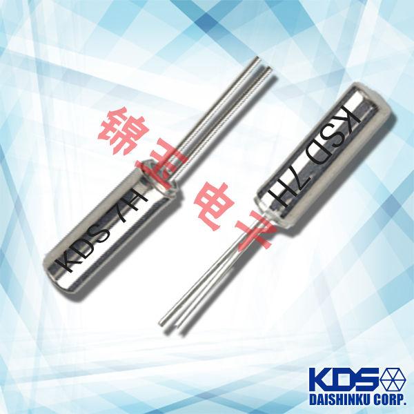 KDS晶振,石英晶振,DT-381晶振