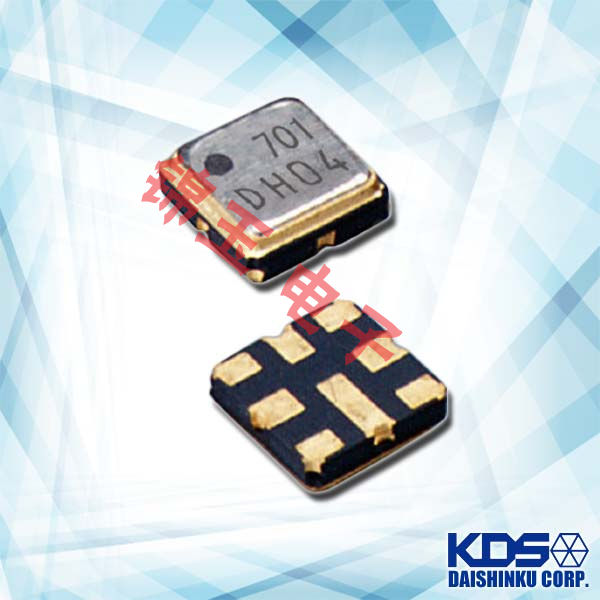 KDS晶振,贴片晶振,DSF444SAO晶振,DSF444SCF晶振