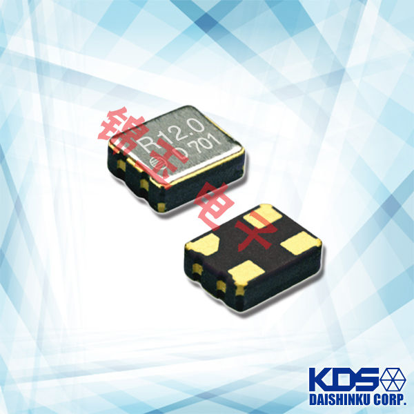 KDS晶振,贴片晶振,DSO221SBM晶振