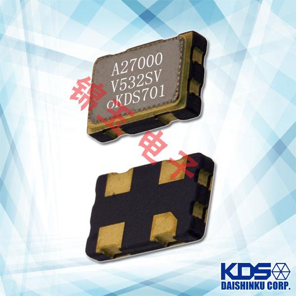 KDS晶振,贴片晶振,DSO531SBN晶振