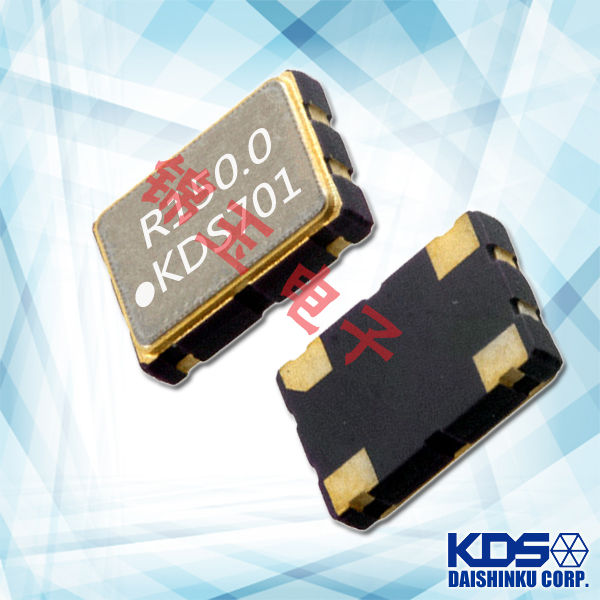 KDS晶振,贴片晶振,DSO531SVN晶振