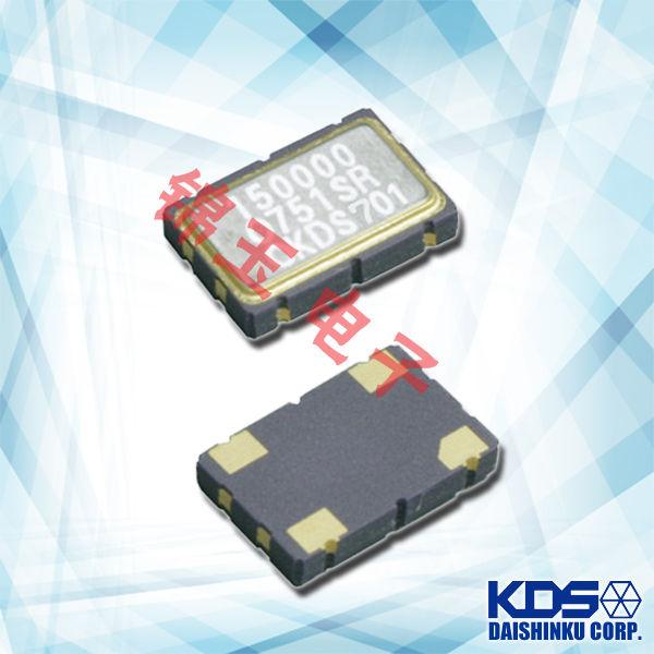 KDS晶振,贴片晶振,DSO751SR晶振