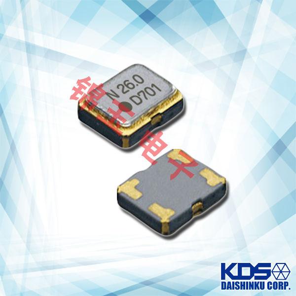 KDS晶振,贴片晶振,DSB211SDB晶振
