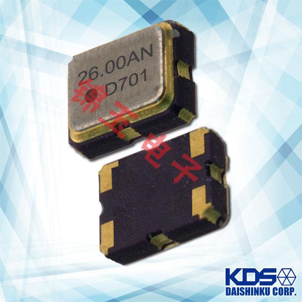 KDS晶振,贴片晶振,DSB221SLB晶振