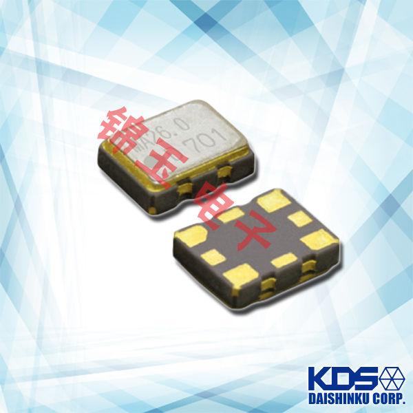 KDS晶振,贴片晶振,DSB222MAB晶振