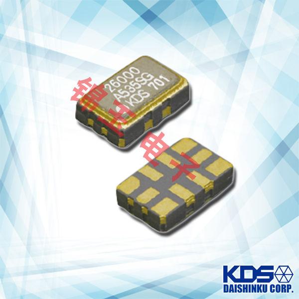 KDS晶振,贴片晶振, DSA535SG晶振