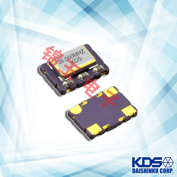 KDS晶振,贴片晶振,DSB751HA晶振