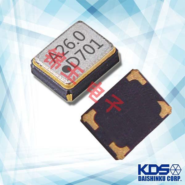KDS晶振,贴片晶振,DSB1612SDM晶振