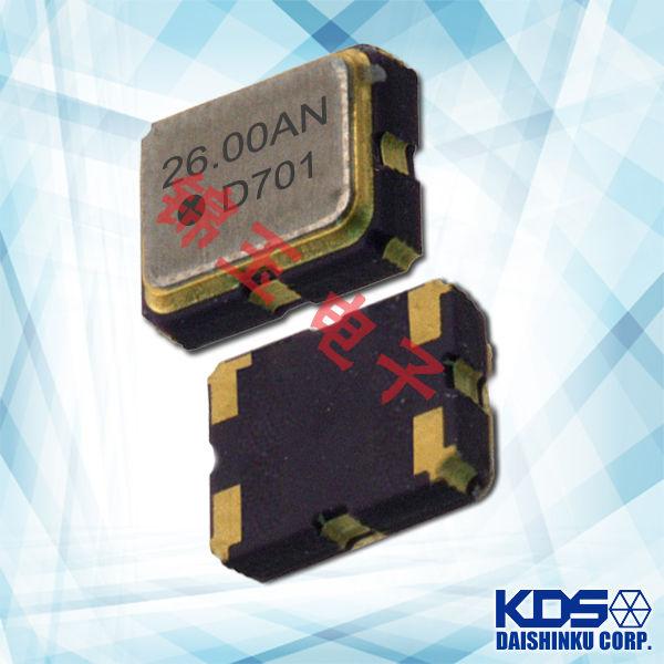 KDS晶振,贴片晶振, DSA321SCL晶振
