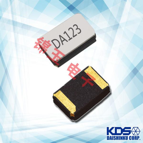 KDS晶振,32.768K,DST210A晶振