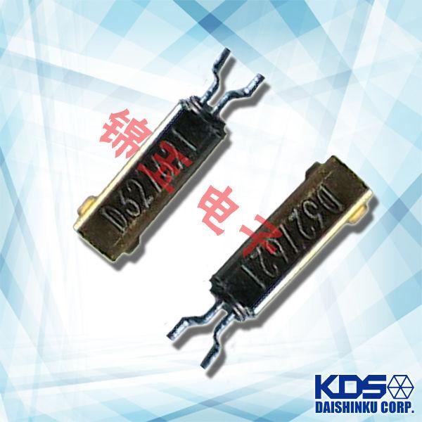 KDS晶振,石英晶振,SM-14J晶振