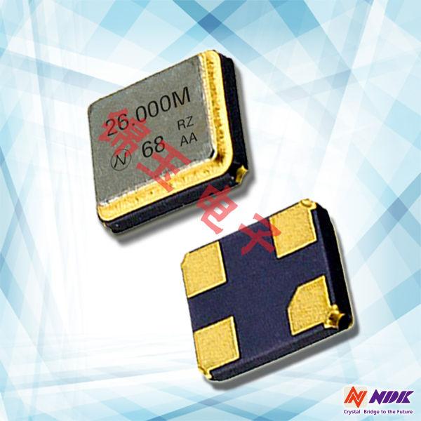 NDK晶振,石英晶体谐振器,NX2016SA晶振
