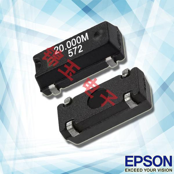 爱普生晶振,石英晶体谐振器,MA-306晶振