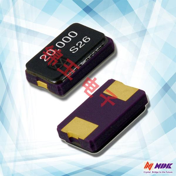 NDK晶振,石英晶体谐振器,NX5032GA晶振