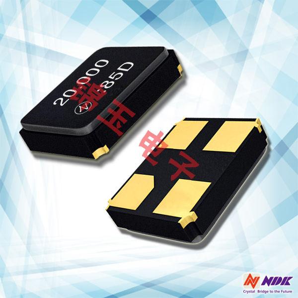 NDK晶振,石英晶体谐振器,NX3225GA晶振