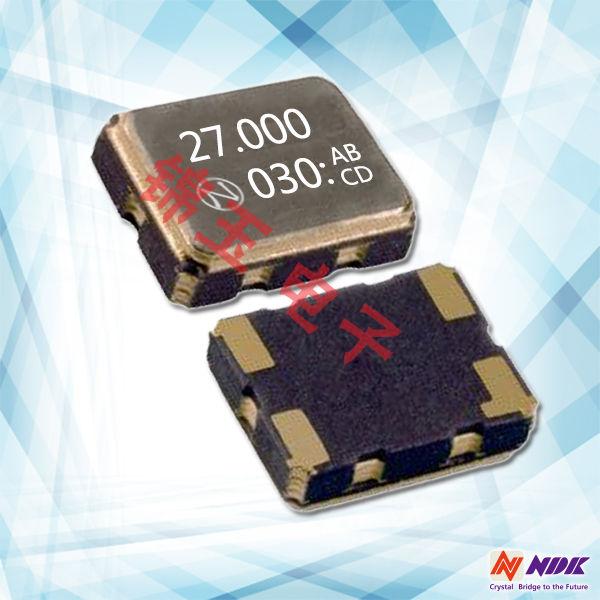 NDK晶振,贴片晶振,2725Q晶振