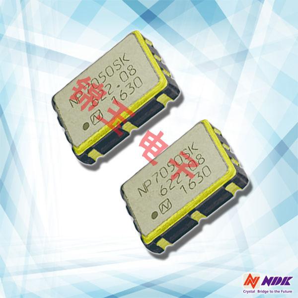 NDK晶振,贴片晶振,NP7050S晶振