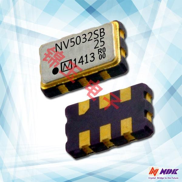 NDK晶振,贴片晶振,NV5032SC晶振