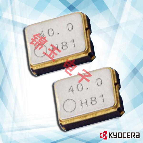 京瓷晶振,贴片晶振,KC2016B_C1晶振,KC2016B25.0000C1GE00晶振