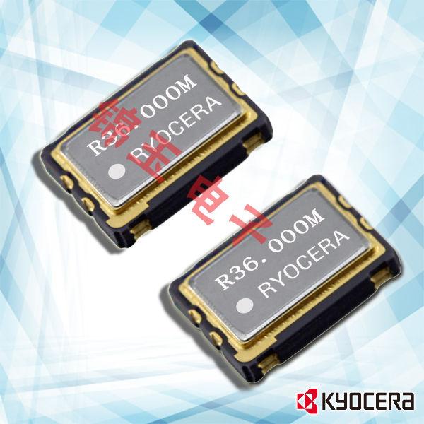 京瓷晶振,贴片晶振,KC7050A_C3晶振,KC7050A100.000C3GE00晶振