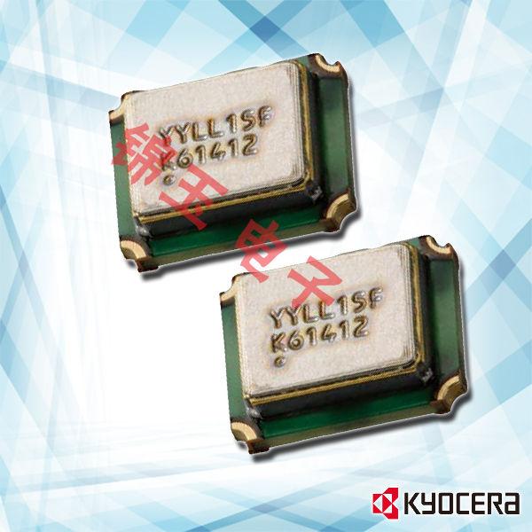 京瓷晶振,贴片晶振,KT3225晶振