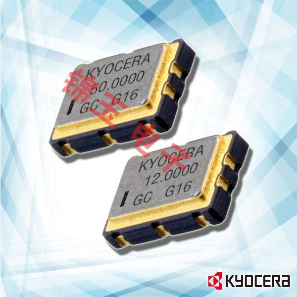 京瓷晶振,贴片晶振,KV7050G_P3晶振