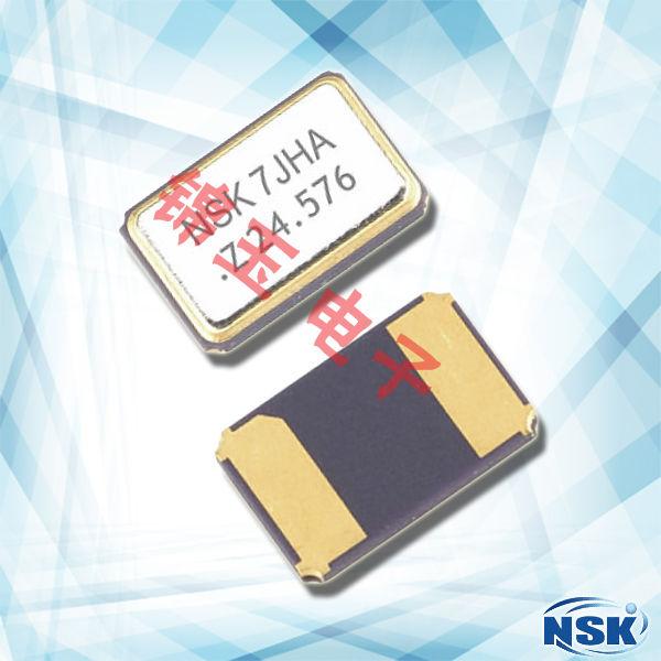 津缤晶振,贴片晶振,NXH-53-AP2-SEAM晶振