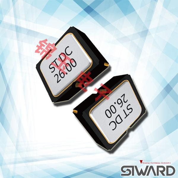 希华晶振,贴片晶振,STO-3225B晶振