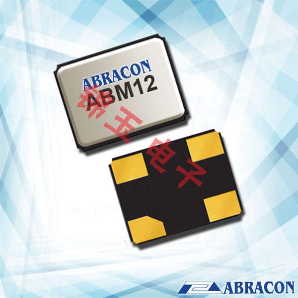Abracon晶振,贴片晶振,ABM13晶振
